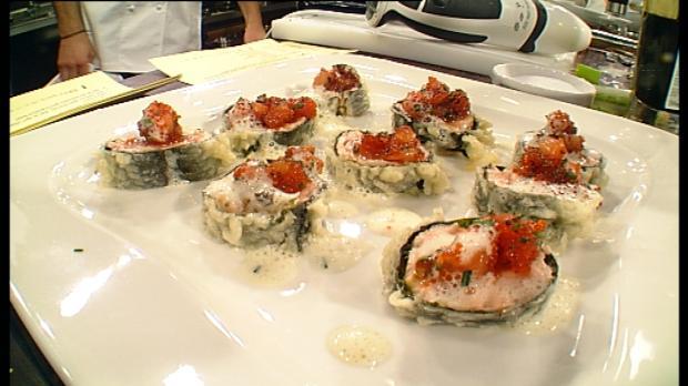 thunfisch sashimi henssler