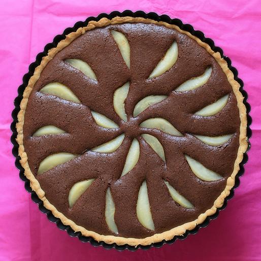Mandel Birnen Kuchen Rezept 321kochen Tv